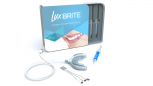 LuxBRITE Set, Personal Teeth Whitening System 6 % H2O2